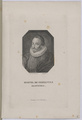 Bildnis des Miguel de Cervantes Saavedra, Mansfeld, Johann Ernst-1818/1832 (Quelle: Digitaler Portraitindex)