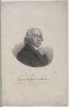 Bildnis des Johann Gottfried von Herder, 1838 (Quelle: Digitaler Portraitindex)