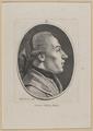 Bildnis des Johann Gottfried von Herder, Pfenninger, Heinrich - 1764/1815 (Quelle: Digitaler Portraitindex)
