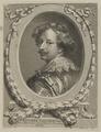 Bildnis des Antoine van Dick, Albertus Clouwet - 1765 (Quelle: Digitaler Portraitindex)