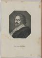 Bildnis des A. van Dyck, Johann Adolf Rossm  ler - 1818/1832 (Quelle: Digitaler Portraitindex)