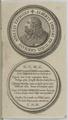 Bildnis des Albertus Durerus, Leitner, Johann Sebastian - 1730/1795 (Quelle: Digitaler Portraitindex)