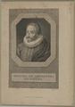 Bildnis des Miguel de Cervantes Saavedra, Johann Georg Mansfeld-1818 (Quelle: Digitaler Portraitindex)