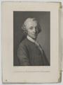 Bildnis des Christian F�rchtegott Gellert, Karl Barth - 1817/1853 (Quelle: Digitaler Portraitindex)