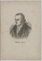 Bildnis des Wilhelm Heinse, 1801/1875 (Quelle: Digitaler Portraitindex)