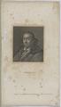 Bildnis des Johann Gottfried von Herder, Friedrich Rehberg - 1791/1836 (Quelle: Digitaler Portraitindex)