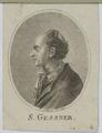 Bildnis des S. Gessner, Georg Christian Schule-1810 (Quelle: Digitaler Portraitindex)