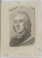 Bildnis des Theologen Georg Joachim Zollikofer, Chodowiecki, Daniel Nikolaus-1775/1800 (Quelle: Digitaler Portraitindex)