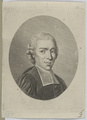 Bildnis des Georg Joachim Zollikofer, Chodowiecki, Daniel Nikolaus-1758/1800 (Quelle: Digitaler Portraitindex)