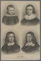 Bildnisse des John Milton, 1801/1875 (Quelle: Digitaler Portraitindex)