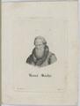 Bildnis des Hans Sachs, Friedrich Fleischmann-1806/1834 (Quelle: Digitaler Portraitindex)