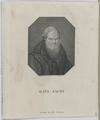 Bildnis des Hans Sachs, Friedrich Fleischmann - 1818/1832 (Quelle: Digitaler Portraitindex)