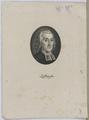 Bildnis des Georg Joachim Zollikofer, 1786/1833 (Quelle: Digitaler Portraitindex)