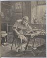 Bildnis des Hans Sachs, Holm, F.-1775/1840 (Quelle: Digitaler Portraitindex)