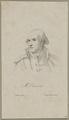 Bildnis des Canova, Jacques Noël Marie Frémy-1802/1867 (Quelle: Digitaler Portraitindex)