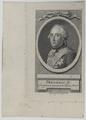 Bildnis des Fr�d�ric II., Daniel Berger - 1783 (Quelle: Digitaler Portraitindex)