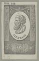 Bildnis des Aeschylus, 1776/1875 (Quelle: Digitaler Portraitindex)