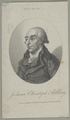 Bildnis des Johann Christoph Adelung, 1806/1850 (Quelle: Digitaler Portraitindex)
