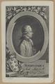Bildnis des Ferdinand III., Gro�herzog von der Toskana, Johann Georg Mansfeld - 1779/1817 (Quelle: Digitaler Portraitindex)