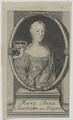 Bildnis der Maria Anna, Kurfürstin von Bayern, 1746/1775 (Quelle: Digitaler Portraitindex)