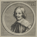 Bildnis des Iacobvs Callot, Kilian, Philipp (ungesichert)-um 1675 (Quelle: Digitaler Portraitindex)