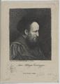 Bildnis des Ant. Allrgri Correggio, Joseph Fischer - um 1820 (Quelle: Digitaler Portraitindex)