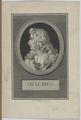 Bildnis des Ch. Le Brun, Augustin de Saint-Aubin - 1751/1807 (Quelle: Digitaler Portraitindex)