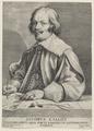 Bildnis des Iacobvs Callot, Lucas Vorsterman (1)-1645 (Quelle: Digitaler Portraitindex)