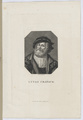 Bildnis des Lucas Cranach, Johann Adolf Rossm  ler - 1818/1832 (Quelle: Digitaler Portraitindex)