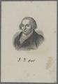 Bildnis des Johann Jakob Engel, 1801/1833 (Quelle: Digitaler Portraitindex)