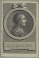 Bildnis des K. W. Ramler, Bause, Johann Friedrich - 1771 (Quelle: Digitaler Portraitindex)
