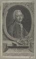 Bildnis des Karl Wilhelm Ramler, Johann David Schleuen (der  ltere) - 1755/1774 (Quelle: Digitaler Portraitindex)