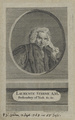 Bildnis des Laurence Sterne, Johanna Dorothea Sysang-1769 (Quelle: Digitaler Portraitindex)