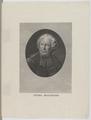 Bildnis des Pietro Metastasio, Paolo Caronni - 1812 (Quelle: Digitaler Portraitindex)