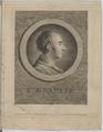 Bildnis des K. W. Ramler, Kr ger, Johann Conrad - 1770 (Quelle: Digitaler Portraitindex)