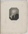 Bildnis des Laurence Sterne, Johann Christian Benjamin Gottschick-1818/1832 (Quelle: Digitaler Portraitindex)