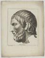 Bildnis des Homerus, Johann Heinrich Lips - 1773/1817 (Quelle: Digitaler Portraitindex)