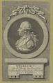 Bildnis von Wilhelm V., Prinz von Oranien, 1776/1805 (Quelle: Digitaler Portraitindex)