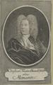 Bildnis des Christian Friedrich Hunold alias Menantes, Bernigeroth, Martin (ungesichert)-1701/1733 (Quelle: Digitaler Portraitindex)