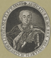 Bildnis des Augustus III., König von Polen, 1721/1770 (Quelle: Digitaler Portraitindex)