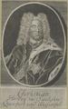 Bildnis des Christian, Herzog von Sachsen, Querfurt und Weißenfels, 1721/1770 (Quelle: Digitaler Portraitindex)
