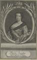 Bildnis der Maria Josepha, Königin von Polen, Johann Georg Beck-vor 1722 (Quelle: Digitaler Portraitindex)