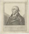 Bildnis des Joh. Christoph Adelung, unbekannter Künstler-um 1800 (Quelle: Digitaler Portraitindex)