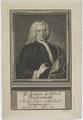 Bildnis des Joann Gottlieb Bidermann, Sysang, Johann Christoph - 1743/1757 (Quelle: Digitaler Portraitindex)