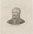 Bildnis des F�rsten Bl�cher, Ernst Ludwig Riepenhausen - 1777/1840 (Quelle: Digitaler Portraitindex)