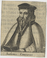 Bildnis des Ioachimus Camerarius, unbekannter K nstler - 1593 (Quelle: Digitaler Portraitindex)