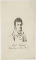 Bildnis des Carl Friedrich, Erbgro�herzog von Sachsen Weimar, unbekannter K nstler - nach 1828 (Quelle: Digitaler Portraitindex)