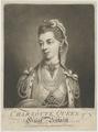 Bildnis der Charlotte Queen of Great Britain, Richard Houston (ungesichert)-1760/1780 (Quelle: Digitaler Portraitindex)