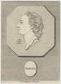 Bildnis des Sarda, Leitner, Johann Sebastian - 1773/1795 (Quelle: Digitaler Portraitindex)