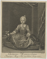 Bildnis des Clemens Wenceslaus, Sysang, Johann Christoph - 1742/1757 (Quelle: Digitaler Portraitindex)